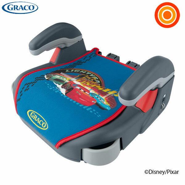 【送料無料】GRACO(グレコ) コンパクトジュニア カーズ ジュニアシート 収納式カップホルダー付き