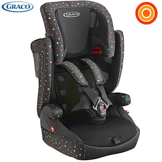 GRACO (GRECO) air pop colorful dots (BK)