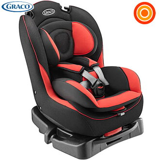 (GRECO) GRACO car seat die flow G-FLOW red RD