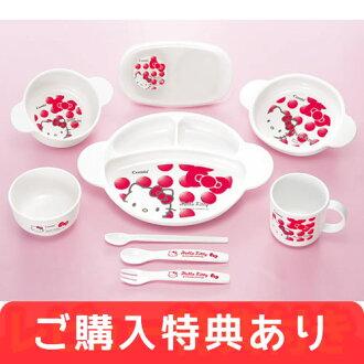 Combi Hello Kitty baby Dinnerware Set box