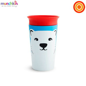 munchkin ミラクルカップ・ワイルドラブ ホッキョクグマ