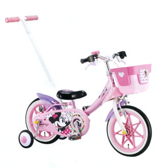 Aides cuzzy Minnie mouse 14 inch bike ides kazy14