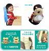 有背,供靠垫婴儿使用的垫衬的帆布背包
