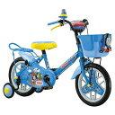 【送料無料】上尾工業 14型トーマス自転車 (組立済)【ラッピング不可商品】