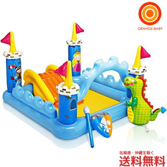 INTEX (Intex) fantasy castle placenta 57138