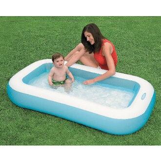 国际展览中心 (国际展览中心) 矩形婴儿游泳池 57403