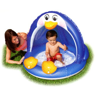 Penguin baby pool INTEX 57418