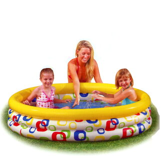 INTEX ( Intex ) wild geometric pool 58439