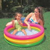 INTEX( Intec's) sunset glow lamp baby swimming pool 86cm 58924