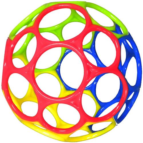 O・ball オーボール(グリーン、ブルー、レッド、イエロー)