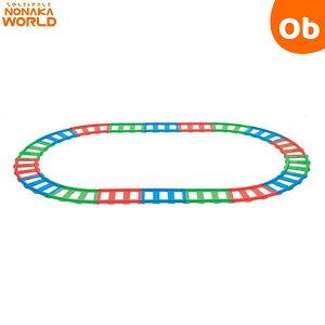 ワールドだ円形になるレールセット