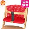 Yamatoya MATERNA EU chair cushion Strawberry