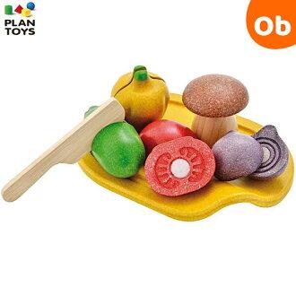 PLANTOYS (plants) assorted vegetable set