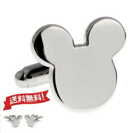 【ネコポスは送料無料 宅配便780円】マウスデザインのカフスボタンカフスリンクス カフリンクス
