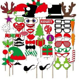【ネコポスは送料無料 宅配便780円】クリスマス フォトプロップスセット PHOTO PROPSウッドスティックもセットで無料