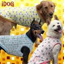 SALE!【メール便OK】《iDog 中大型犬用 おすましウサギのふんわりタイルタンク》 アイドッグ 【中型犬 大型犬】かわいくってあったか…