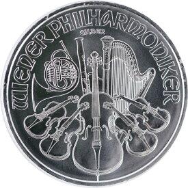 オーストリア 2021 ウィーン純銀銀貨 37mm 31.1g 1オンス 新品未使用