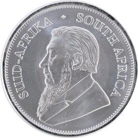 【9/19~24 ポイント5倍】南アフリカ クルーガーランド銀貨 純銀 1oz 2021 31.1g 新品未使用【9/19~24 ポイント5倍】