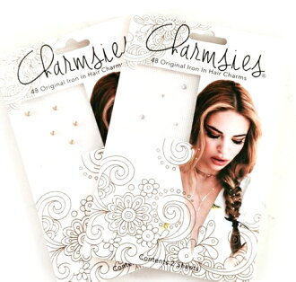 Charmsies Hair Charms / star P27Mar15