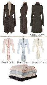 ベアフットドリームス(Barefoot Dreams)バンブーシックバスローブ/ガウン/Bamboo Chic Lite Short Ribbed Robe(4色)【あす楽対応_関東】