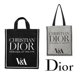 【DIOR展限定】クリスチャンディオール(Christian Dior)トートバッグ/ヴィクトリア&アルバート博物館【あす楽対応_関東】