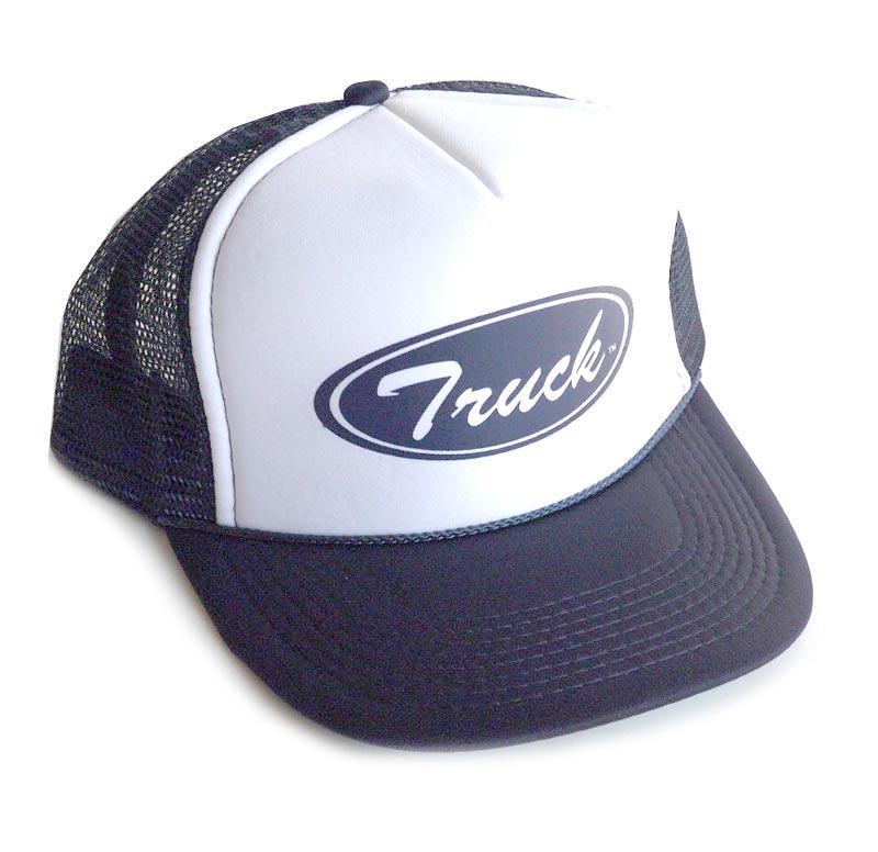 トラックブランド(Truck Brand)OVALメッシュキャップ/ネイビー×ホワイト【正規品】【あす楽対応_関東】02P28Sep16【楽ギフ_包装】【あす楽_土曜営業】