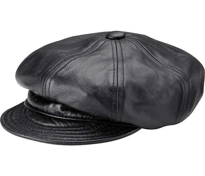 ニューヨークハット(New York Hat)本革レザーキャップ/キャスケット/Lambskin Spitfire【正規品】【あす楽対応_関東】02P28Sep16【楽ギフ_包装】【あす楽_土曜営業】