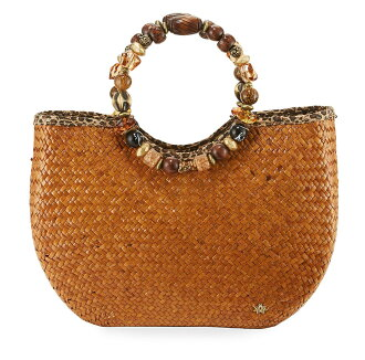 Cappelli Straworld BAG1038 SEAGRASS RING BAG