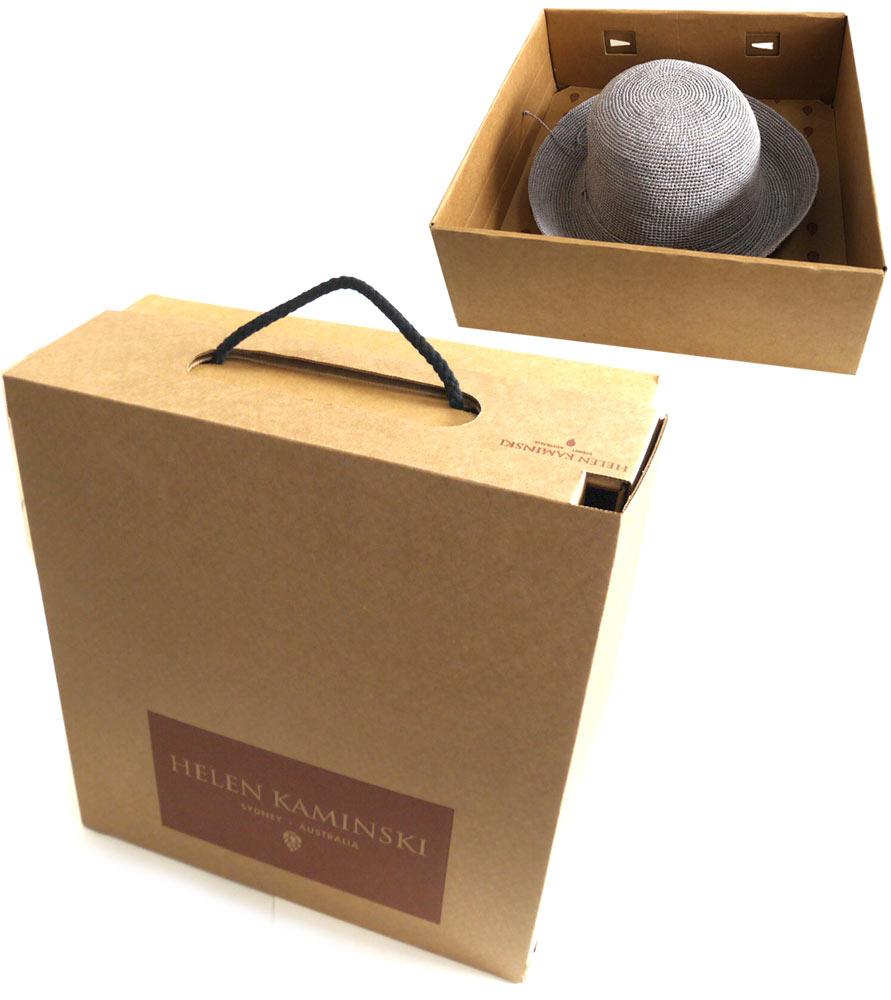 【専用ボックス】ヘレンカミンスキー(Helen Kaminski)専用ギフトボックス/保存BOX ※ボックスだけのご注文はできません※【正規品】【あす楽対応_関東】02P28Sep16【楽ギフ_包装】【あす楽_土曜営業】