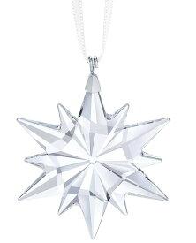スワロフスキー(SWAROVSKI)リトルスター オーナメント/クリスマスツリー用星飾り/Little Star Ornament/サンキャッチャー【正規品】【あす楽対応_関東】02P28Sep16【楽ギフ_包装】【あす楽_土曜営業】