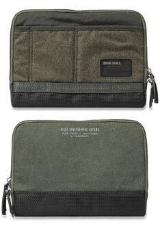 柴油 (柴油) 位的 CASEII iPad 案例 / 平板例 (橄榄绿色) P27Mar15