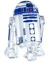 スワロフスキー(SWAROVSKI)スターウォーズ R2-D2/フォースの覚醒/Star Wars R2-D2/クリスタルオブジェ/スワロフスキ…