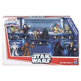 スターウォーズフィギュア10体セット アクションフィギュア Star Wars Galactic Heroes Galactic Rivals Action Figure 宅配便送料無料