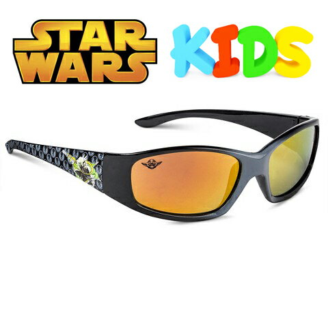 Star wars スターウォーズ キッズ用サングラス(ブラック) 子供用サングラス UVカット100%【ゆうパケットは送料無料】