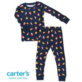 carter's カーターズ キッズパジャマ上下セット 子供 男の子【激レア 日本未発売】【ネコポスは送料無料】