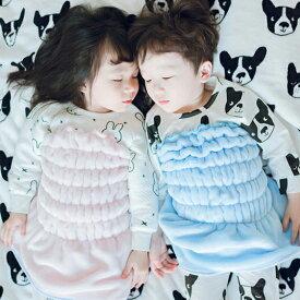 【ネコポス便は送料無料】ふわもこマシュマロ腹巻ラップフリーススカート キッズ 子供 ベビー 赤ちゃん 腹巻き
