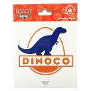 Cars DINOCO ダイナコ ステッカー ディズニーカーズ ディズニー・カリフォルニア・アドベンチャー限定商品【ネコポス…