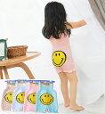 スマイルデザイン ハイウエスト腹巻パンツ キッズ 子供 ベビー 赤ちゃん 腹巻きパンツ ネコポス便は送料無料