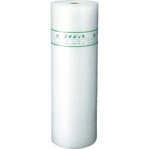 ミナ 気泡緩衝材 ミナパック ロール品 ♯401S 4mm×1200mm×42m MP-401S(42MX1200MM) ( MP401S ) 酒井化学工業(株)