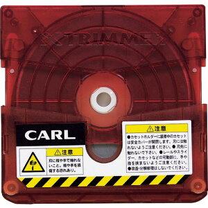 カール 裁断機 トリマー替刃 直線 TRC-600 ( TRC600 ) カール事務器(株)