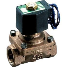 CKD パイロットキック式2ポート電磁弁(マルチレックスバルブ)55[[MM2]]/有効断面積 ADK11-10A-02C-AC100V ( ADK1110A02CAC100V ) CKD(株)