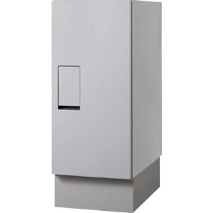 Nasta 宅配ボックス ライトグレー KS-TLT240-S500-L ( KSTLT240S500L ) (株)ナスタ