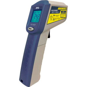 A&D レーザーマーカー付き赤外線放射温度計 AD−5635 ( AD5635 ) (株)エー・アンド・デイ