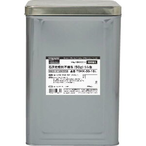 TRUSCO 石灰乾燥剤 (耐水、耐油包装) 50g 180個入 1斗缶 TSKK-50-18L ( TSKK5018L ) トラスコ中山(株)