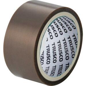 TRUSCO 5mフッ素樹脂粘着テープ 厚み0.08mm 幅30mm グレー TFJ-08-30-5M-GY ( TFJ08305MGY ) トラスコ中山(株)