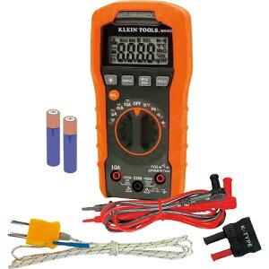 KLEIN デジタルマルチメーター 600V MM400A ( MM400A ) KLEIN TOOLS社