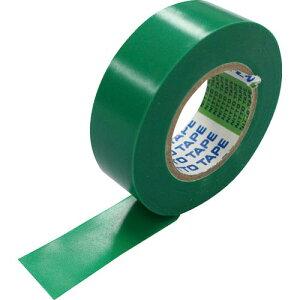 日東 脱鉛タイプビニールテープNo.21S 0.2mm×25mm×20m 緑 8巻入り 21-25GN ( 2125GN ) 日東電工(株)