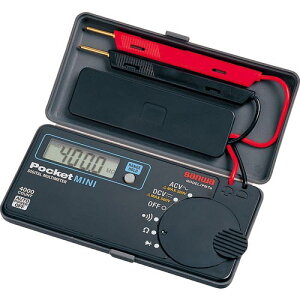 SANWA ポケット型デジタルマルチメータ PM7A ( PM7A ) 三和電気計器(株)