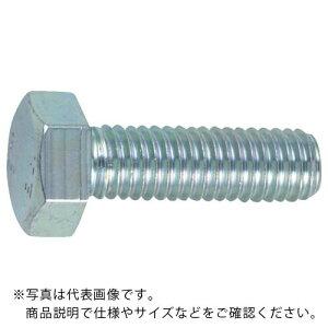 トラスコ(TRUSCO) 六角ボルト三価 白  全ネジ M8X50 8本入 B722-0850 ( B7220850 ) トラスコ中山(株)