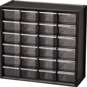 IRIS 239317 パーツ収納 パーツキャビネット PC−310 ブラック PC-310-BK (239317) ( PC310BK ) アイリスオーヤマ(株)